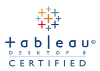 Tableau Desktop 8 Certified
