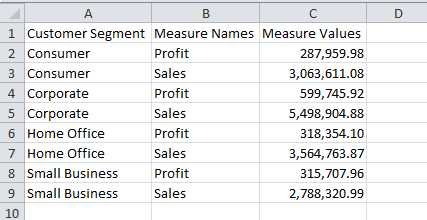 copied from tableau marks